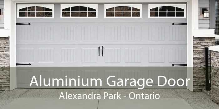 Aluminium Garage Door Alexandra Park - Ontario