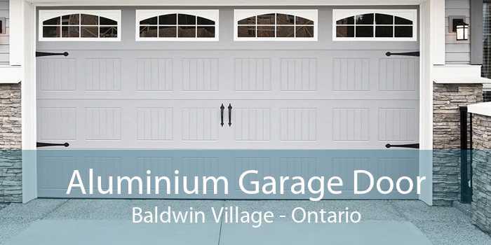 Aluminium Garage Door Baldwin Village - Ontario
