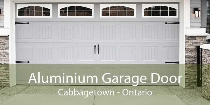 Aluminium Garage Door Cabbagetown - Ontario
