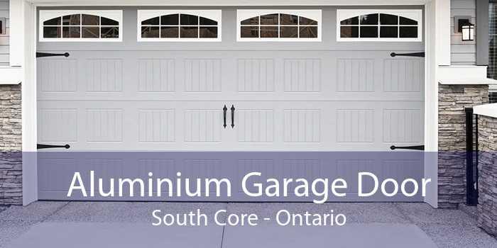 Aluminium Garage Door South Core - Ontario