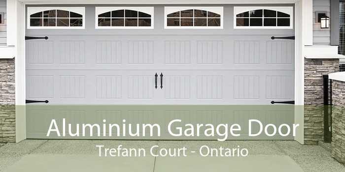 Aluminium Garage Door Trefann Court - Ontario