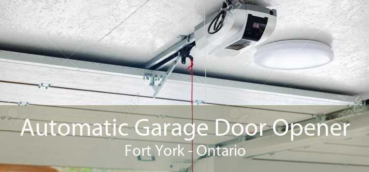 Automatic Garage Door Opener Fort York - Ontario