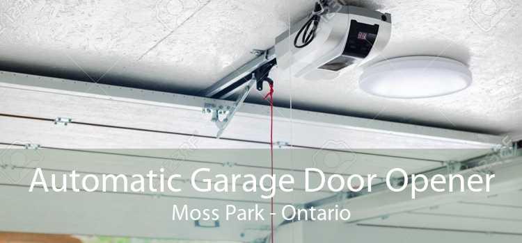 Automatic Garage Door Opener Moss Park - Ontario