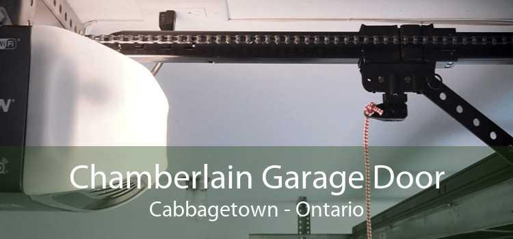 Chamberlain Garage Door Cabbagetown - Ontario