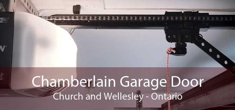 Chamberlain Garage Door Church and Wellesley - Ontario