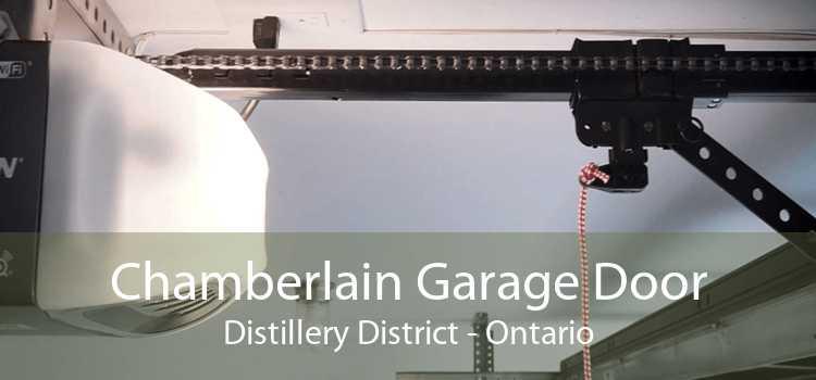 Chamberlain Garage Door Distillery District - Ontario