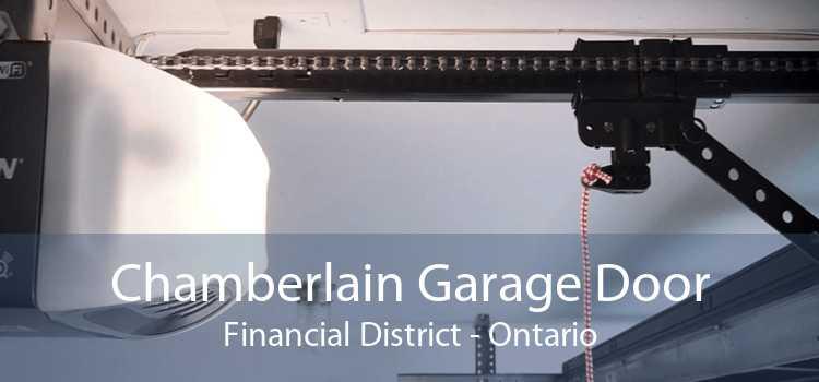 Chamberlain Garage Door Financial District - Ontario