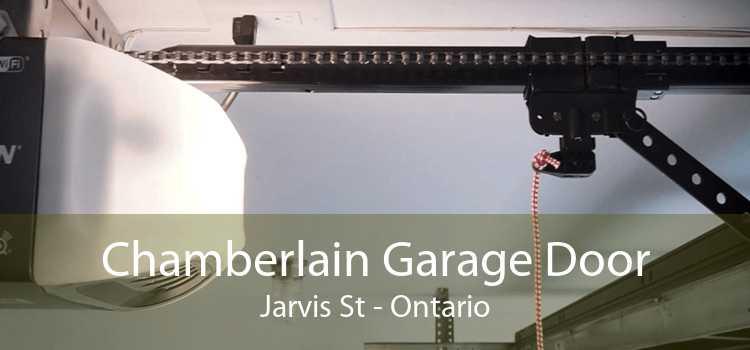 Chamberlain Garage Door Jarvis St - Ontario