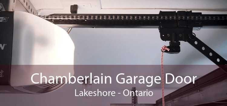 Chamberlain Garage Door Lakeshore - Ontario