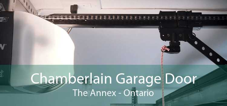 Chamberlain Garage Door The Annex - Ontario