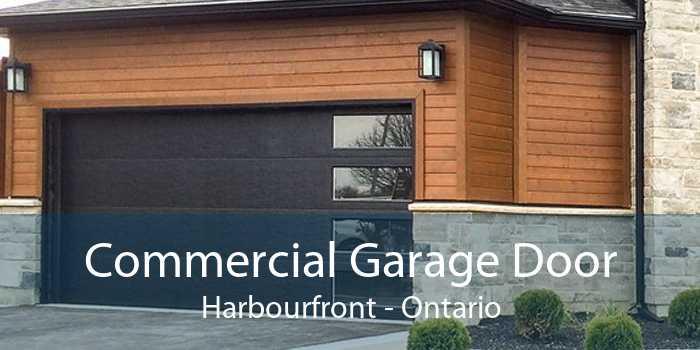 Commercial Garage Door Harbourfront - Ontario