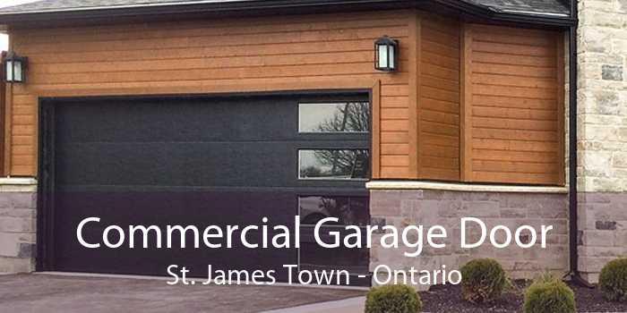 Commercial Garage Door St. James Town - Ontario