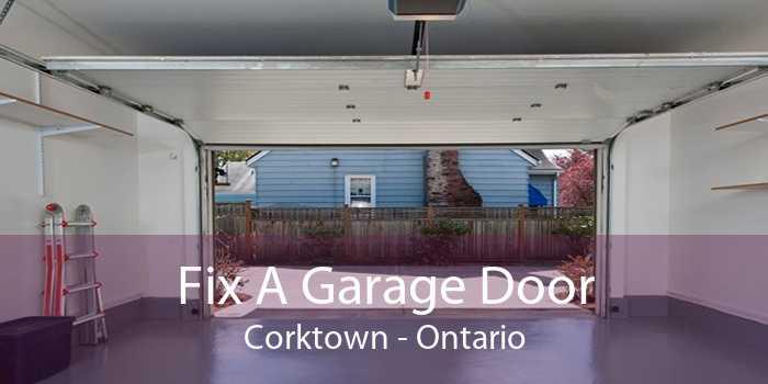 Fix A Garage Door Corktown - Ontario