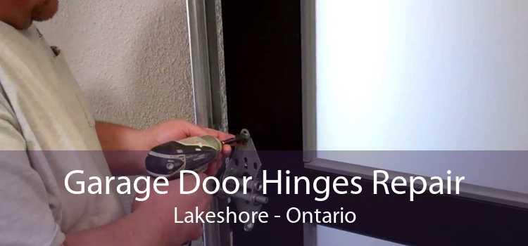 Garage Door Hinges Repair Lakeshore - Ontario