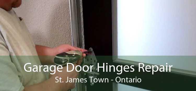 Garage Door Hinges Repair St. James Town - Ontario