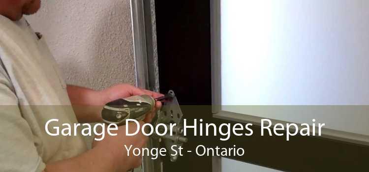 Garage Door Hinges Repair Yonge St - Ontario