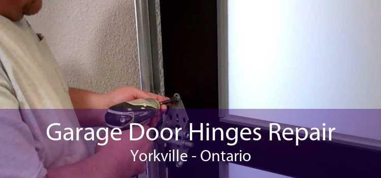 Garage Door Hinges Repair Yorkville - Ontario