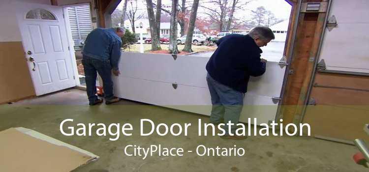 Garage Door Installation CityPlace - Ontario