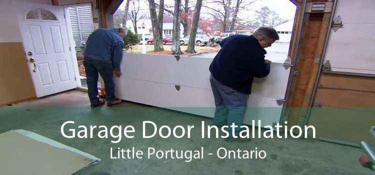 Garage Door Installation Little Portugal - Ontario