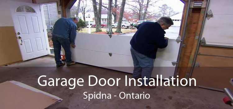 Garage Door Installation Spidna - Ontario