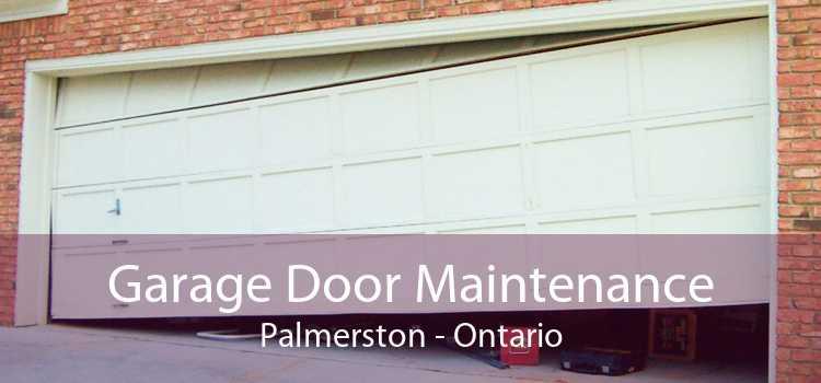 Garage Door Maintenance Palmerston - Ontario