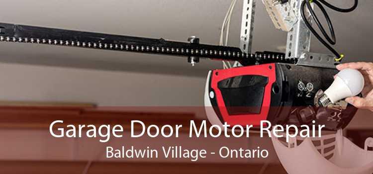 Garage Door Motor Repair Baldwin Village - Ontario