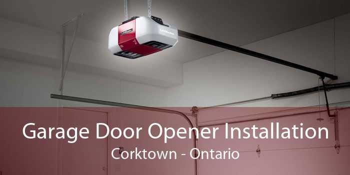 Garage Door Opener Installation Corktown - Ontario