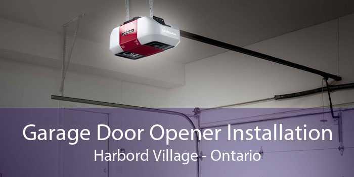 Garage Door Opener Installation Harbord Village - Ontario