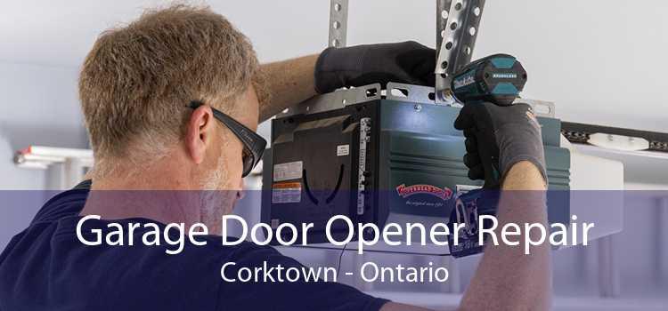 Garage Door Opener Repair Corktown - Ontario