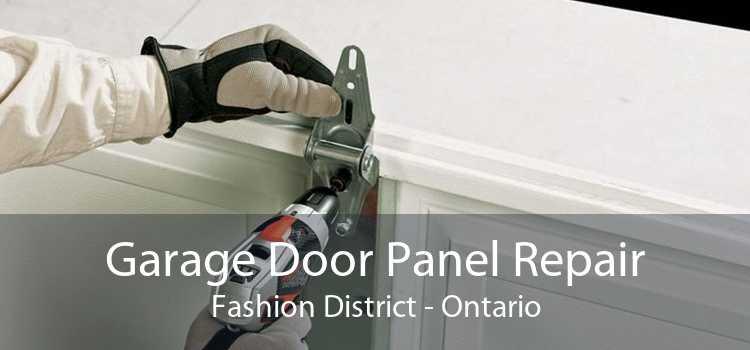 Garage Door Panel Repair Fashion District - Ontario