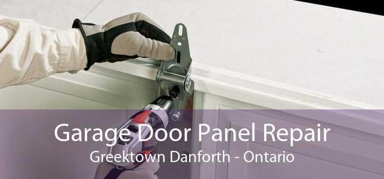 Garage Door Panel Repair Greektown Danforth - Ontario