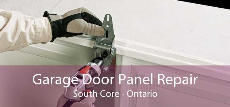 Garage Door Panel Repair South Core - Ontario