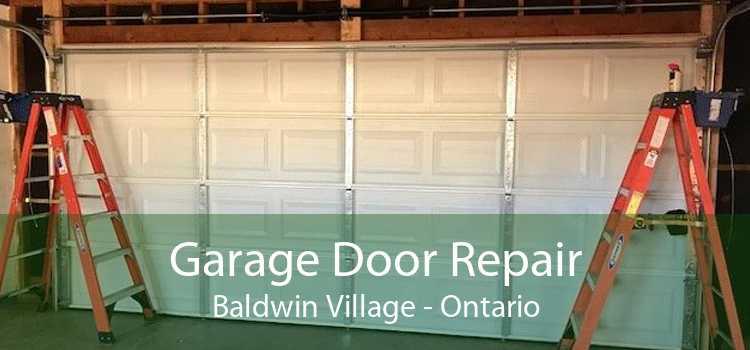 Garage Door Repair Baldwin Village - Ontario