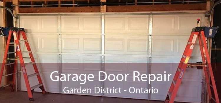 Garage Door Repair Garden District - Ontario