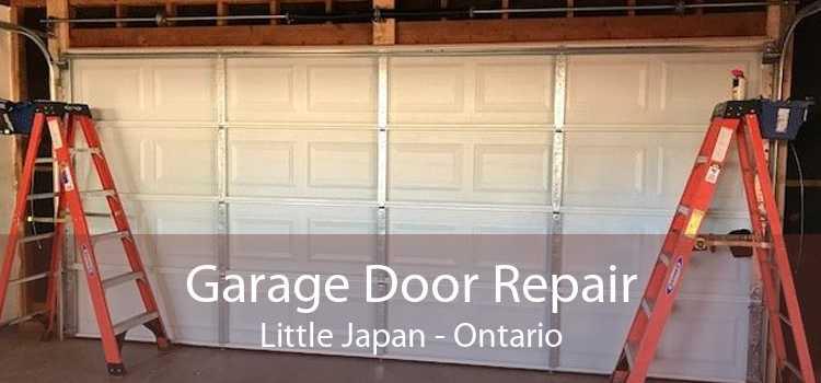Garage Door Repair Little Japan - Ontario