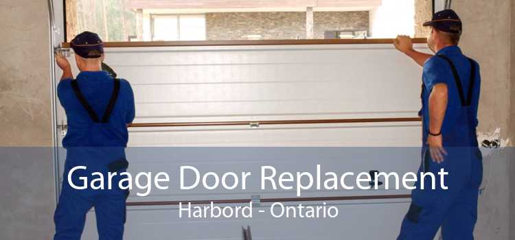 Garage Door Replacement Harbord - Ontario