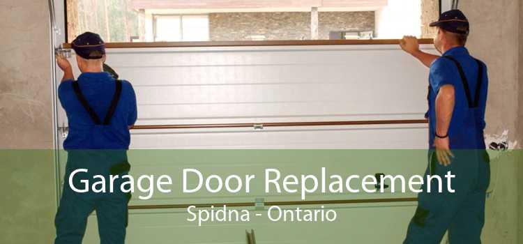 Garage Door Replacement Spidna - Ontario
