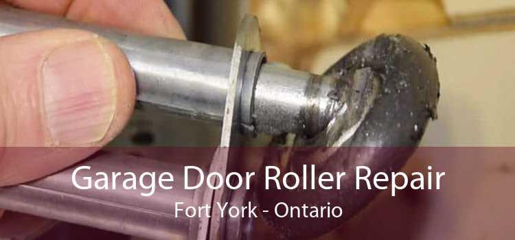 Garage Door Roller Repair Fort York - Ontario
