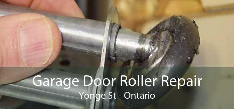 Garage Door Roller Repair Yonge St - Ontario