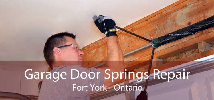Garage Door Springs Repair Fort York - Ontario