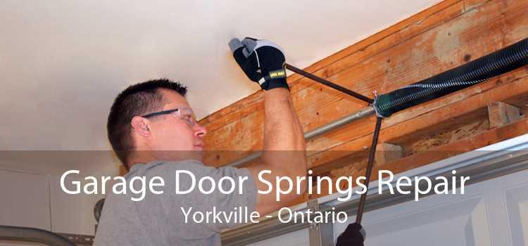 Garage Door Springs Repair Yorkville - Ontario