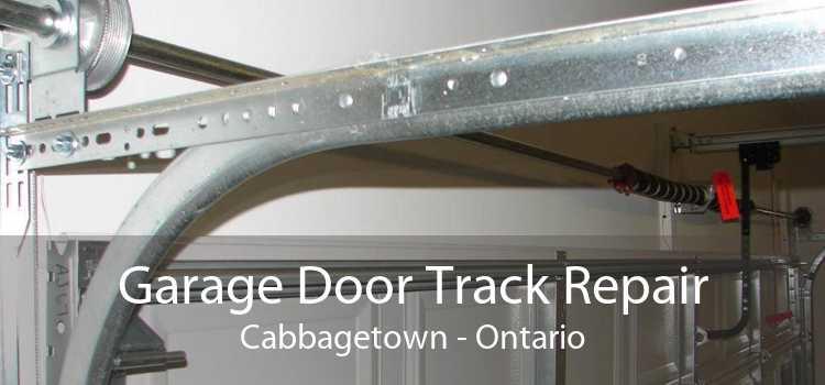 Garage Door Track Repair Cabbagetown - Ontario