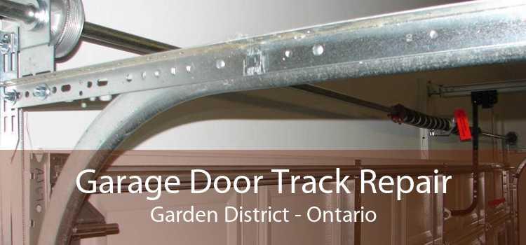 Garage Door Track Repair Garden District - Ontario