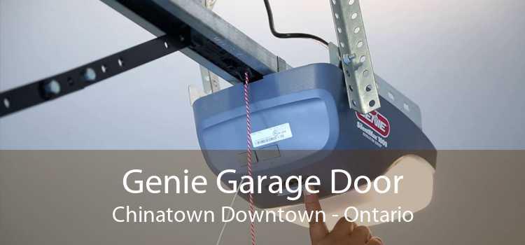 Genie Garage Door Chinatown Downtown - Ontario