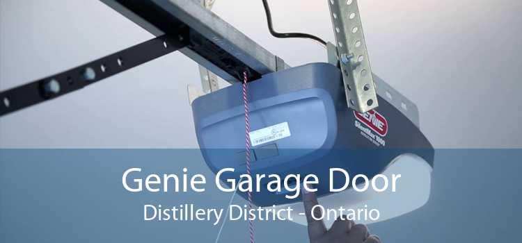 Genie Garage Door Distillery District - Ontario