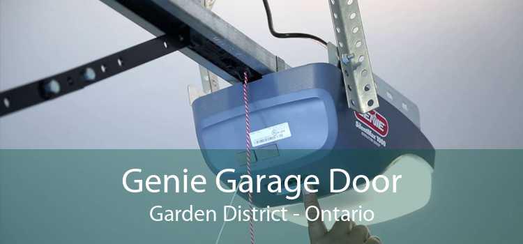 Genie Garage Door Garden District - Ontario