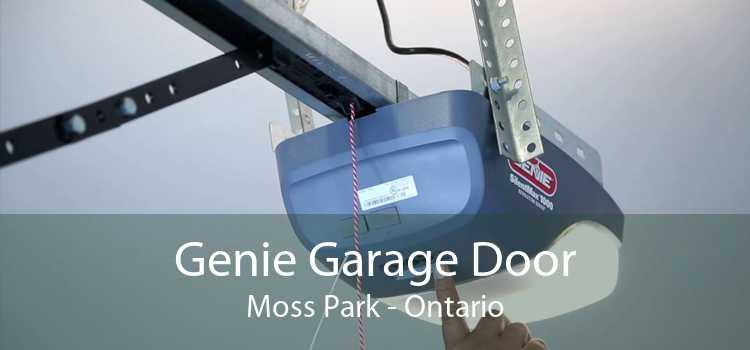 Genie Garage Door Moss Park - Ontario