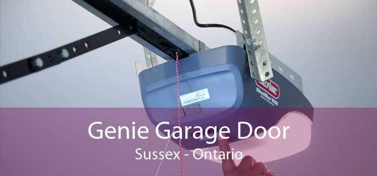 Genie Garage Door Sussex - Ontario