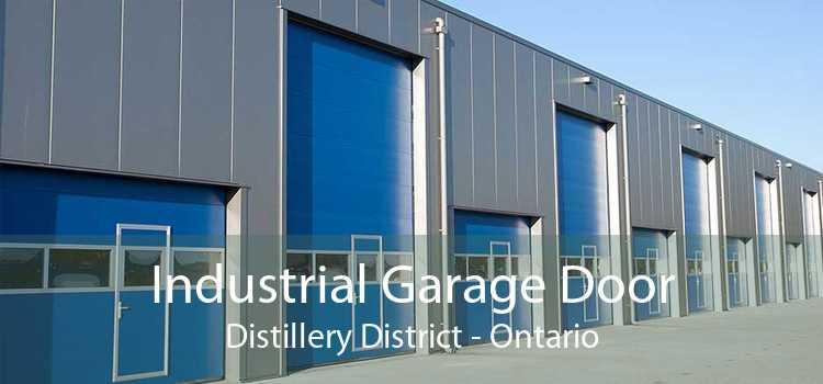 Industrial Garage Door Distillery District - Ontario
