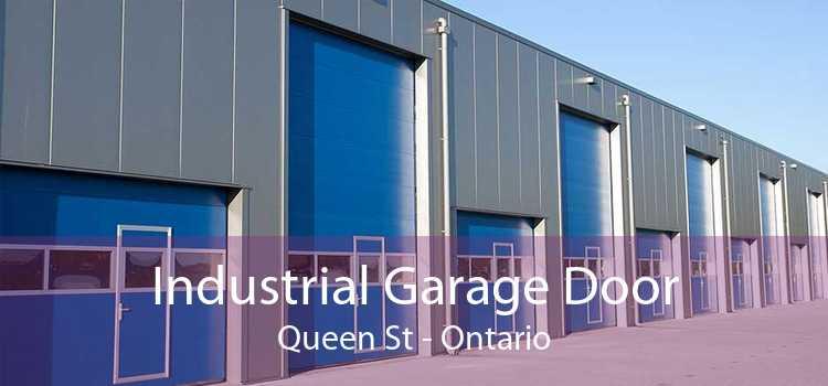Industrial Garage Door Queen St - Ontario